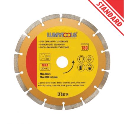 Disc Diamantat Debitat Beton LT08711