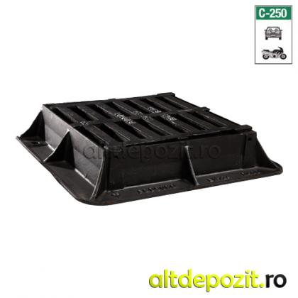 Gratar Fonta Canalizare C250