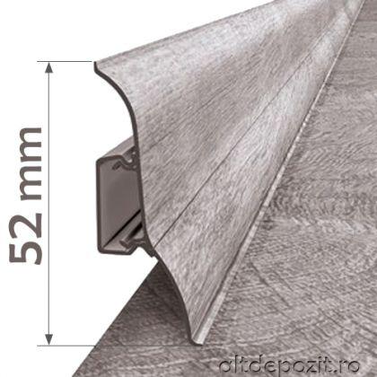 Plinta Parchet PVC 52MM