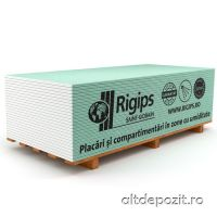 Placa Gips Carton Rigips RBI
