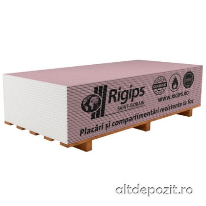 Placa Gips Carton Rigips RF
