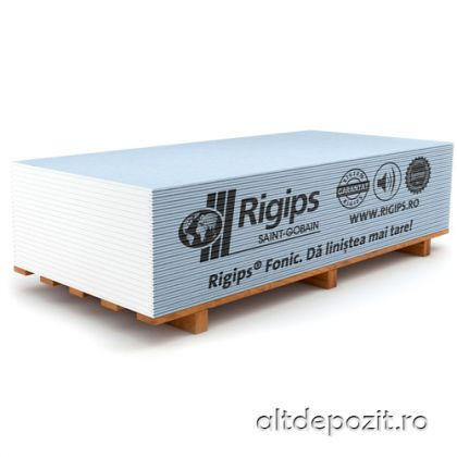Placa Gips Carton Rigips RD