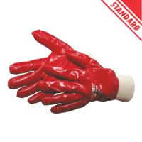 Manusi Bumbac cu PVC Protectie LT74050