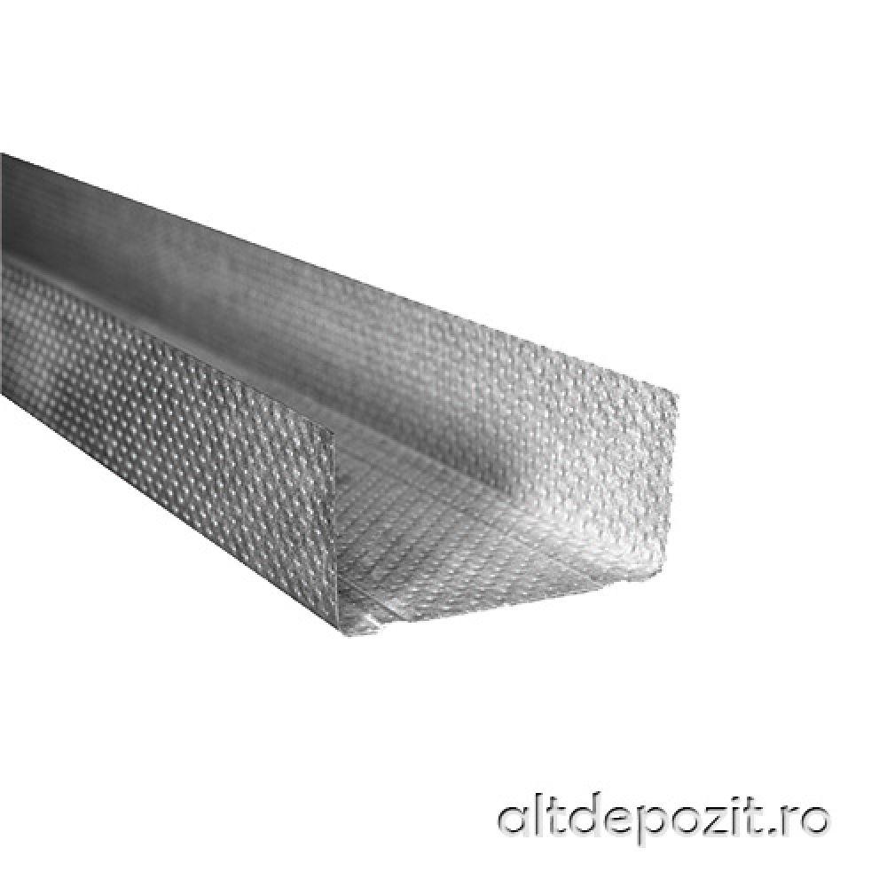 profil metalic knauf uw. Black Bedroom Furniture Sets. Home Design Ideas
