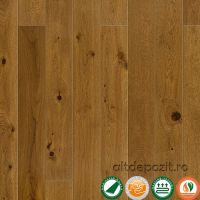 Parchet Stratificat Stejar Brown Sugar Piccolo 14MM