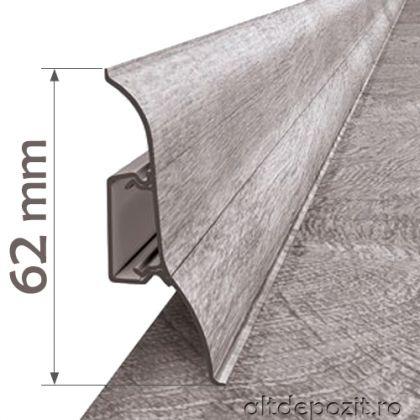 Plinta Parchet PVC 62MM
