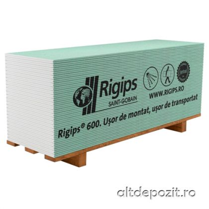 Placa Gips Carton Rigips Mini RBI