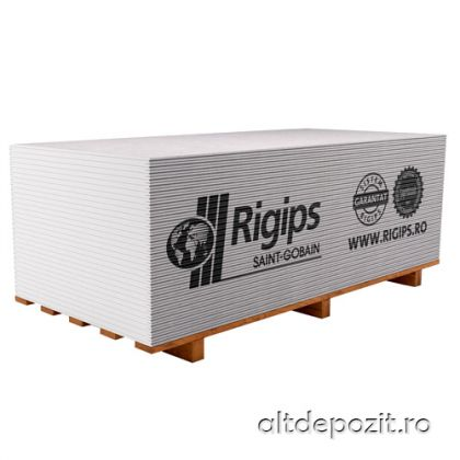 Placa Gips Carton Rigips RB