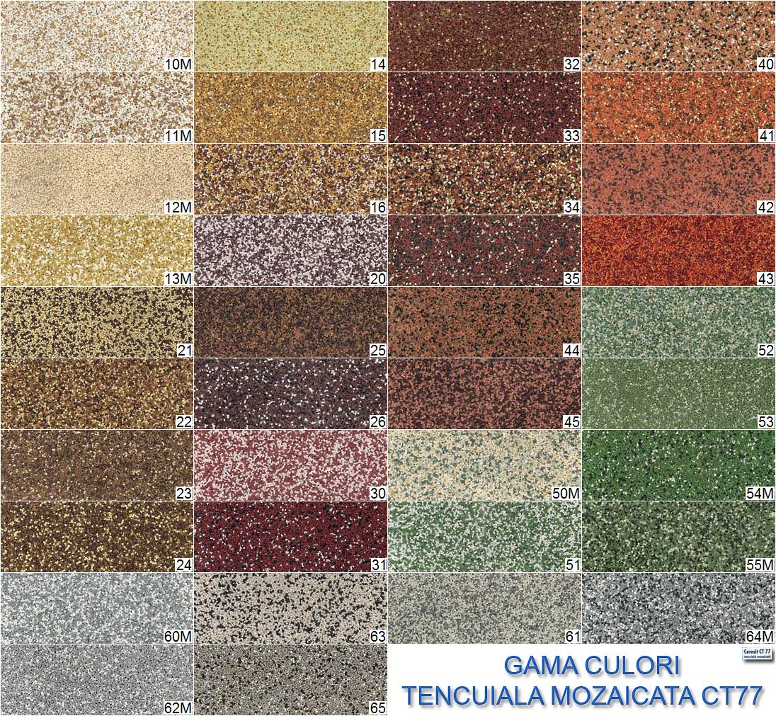 Culori De Tencuiala Decorativa.Tencuiala Decorativa Ct77 Altdepozit